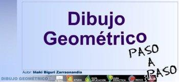 Dibujo Geométrico paso a paso