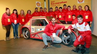 Shell Eco Marathon