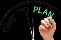 Tiempo de planificar